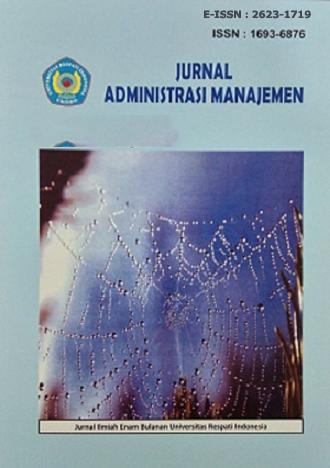 Jurnal Administrasi & Manajemen